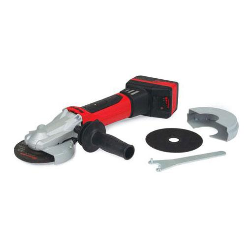 18 V MonsterLithium Cordless Angle Grinder/ Cut-Off Tool Kit - Polizor Unghiular cu Acumulator 18 V