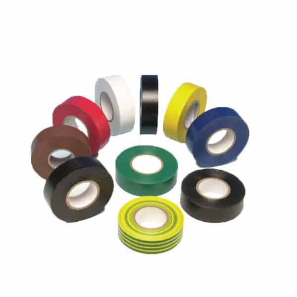 Assorted Pack of PVC Insulation Tapes - Banda Izolatoare Asortata