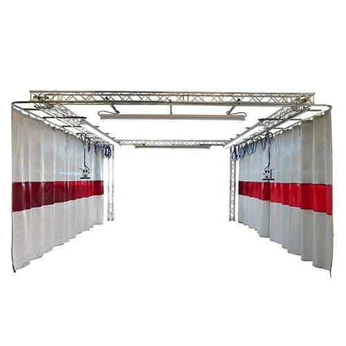 Body Repair Workstation for Steel CLE - Statie CLE pentru Repararea Caroseriei din Otel