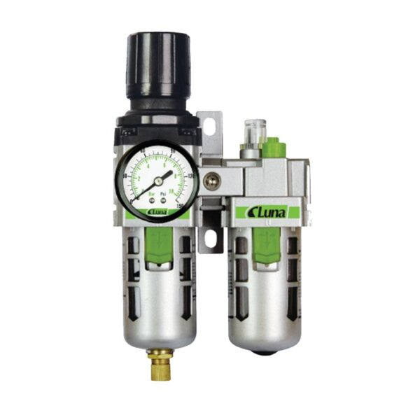 Filtru. Regulator si Lubrificator F-R-L UNIT 1/2'' MD - Teng Tools - 204530307