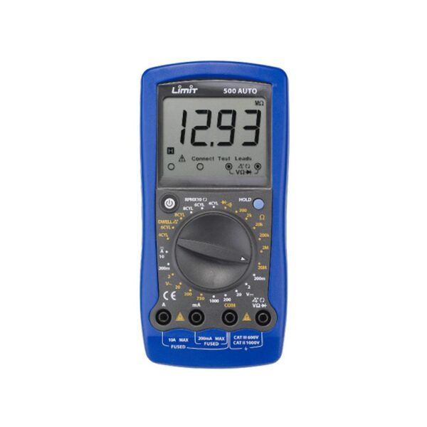 Multimetru 500 Auto - Teng Tools - 128580107