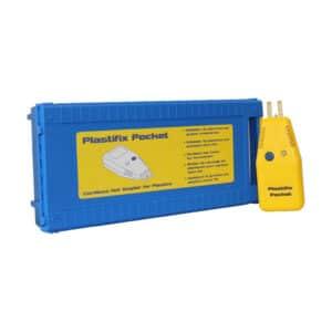 Plastifix Pocket - Kit Capsator Sudura cu Acumulator si Agrafe