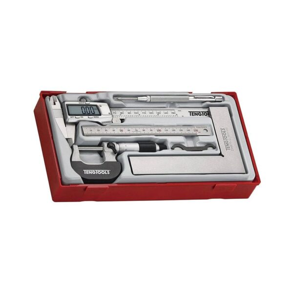 Set Aparate de Masura 5 Piese - Teng Tools - 167500206