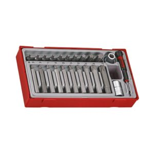 "Set Biti TX 1/2"" - Teng Tools - 68860105"