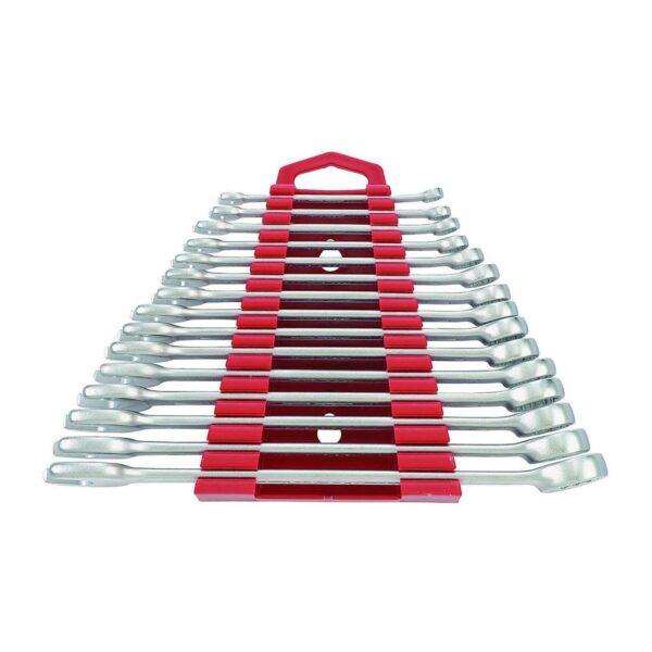 Set Chei Combinate 15 Piese - Teng Tools - 154910103