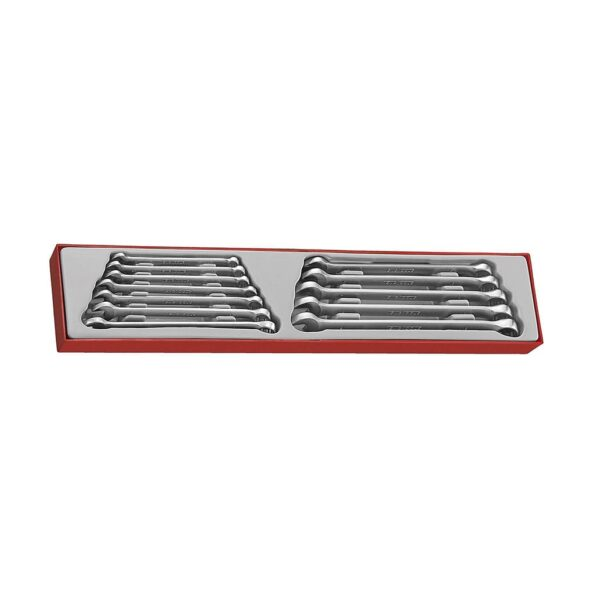 Set Chei Combinate Extra Lungi 12 Piese R - Teng Tools - 185870102-R