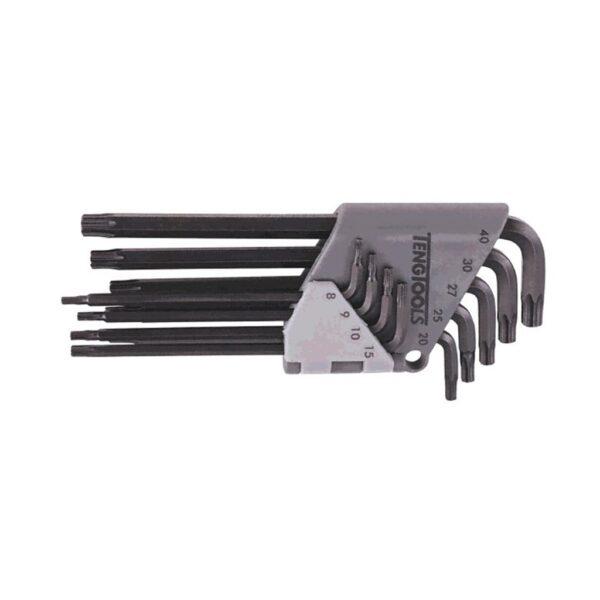 Set Chei Imbus TX 9 Piese - Teng Tools - 116600107