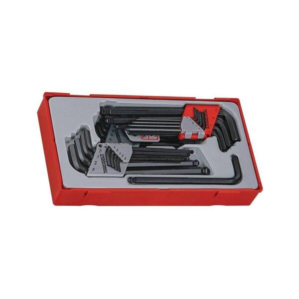 Set Chei Imbus si Torx - Teng Tools - 128250107