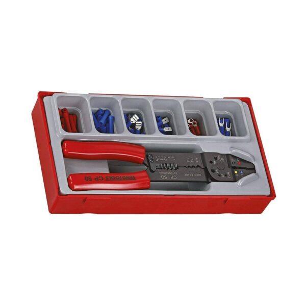 Set Cleste Sertizat Terminale - Teng Tools - 110380102