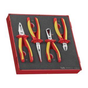 Set Clesti Izolati 1000V - Teng Tools - 238390108