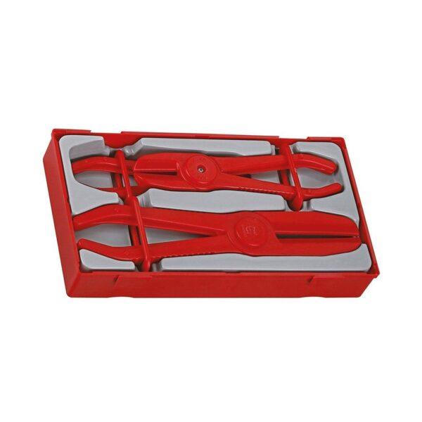 Set Clesti pentru Furtun 3 Piese - Teng Tools - 118420108