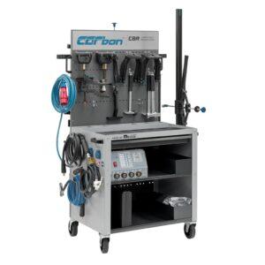 Set Complet Reparatii Aluminiu/Otel - CARBON - CBR