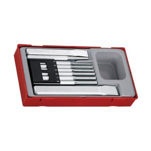 Set Dornuri si Dalti 9 Piese - Teng Tools - 69220101