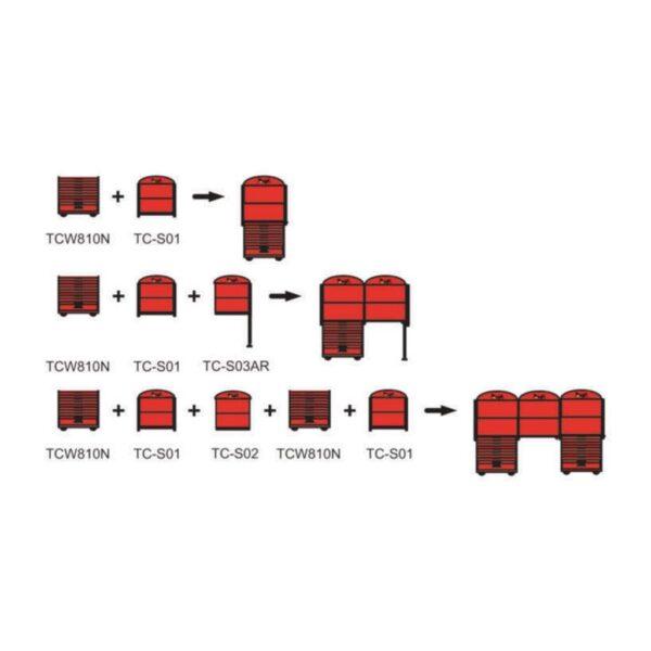 Set Panouri - Teng Tools - 165800301