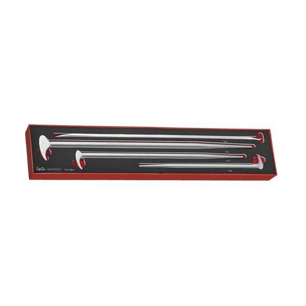 Set Rangi/Leviere 4 Piese - Teng Tools - 238450100