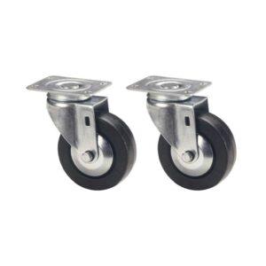 """Set Roti 4"""" pentru Dulapurile de Scule - Teng Tools - 112660105"""