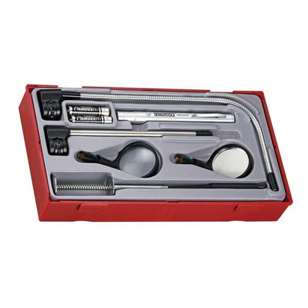 Set Scule Inspectie 8 Piese - Teng Tools - 144370103