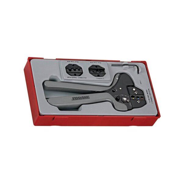 Set Sertizare Terminale - Teng Tools - 122470107