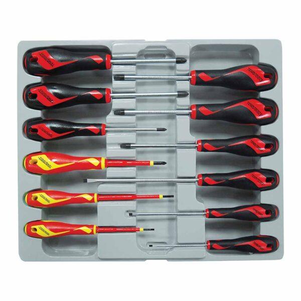 Set Surubelnite 12 Piese - Teng Tools - 178210100