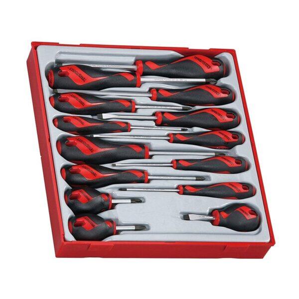 Set Surubelnite 14 piese - Teng Tools - 174370106