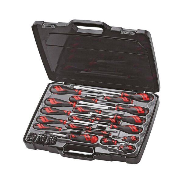 Set Surubelnite 54 Piese - Teng Tools - 144310109