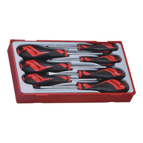 Set Surubelnite 7 Piese - Teng Tools - 174400101