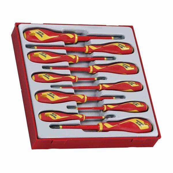 Set Surubelnite Izolate 10 Piese - Teng Tools - 174390104
