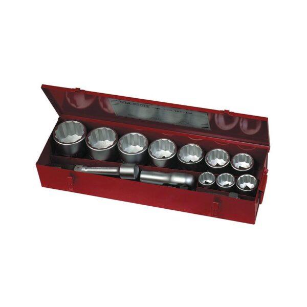 "Set Tubulare 1"" - Teng Tools - 73530107"