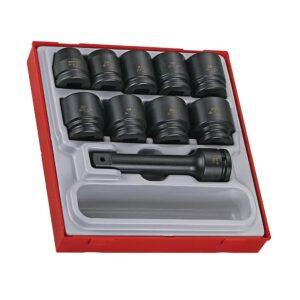 """Set Tubulare Impact 3/4"""" 16 Piese - Teng Tools - 160690103"""