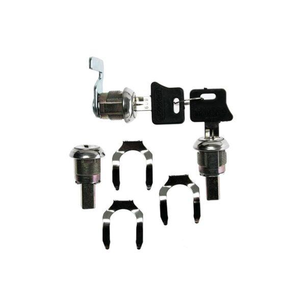Set de Blocare 3 Incuietori cu 1 Set de Chei - Teng Tools - 144060100