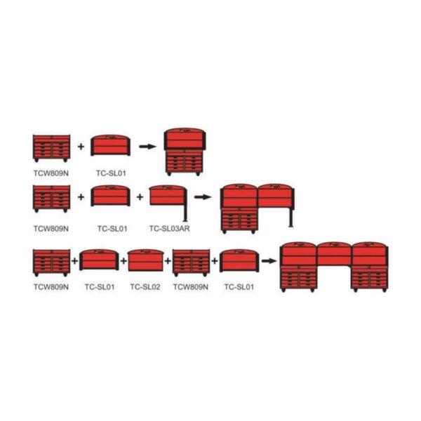 Seturi Panou - Teng Tools - 165800806
