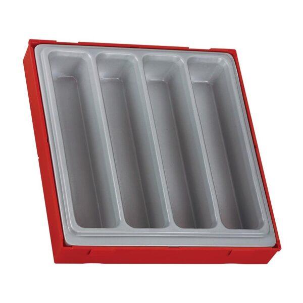 Tava Depozitare 4 Compartimente - Teng Tools - 161780101