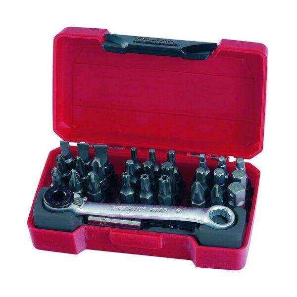 Trusa Biti 29 Piese - Teng Tools - 167360106