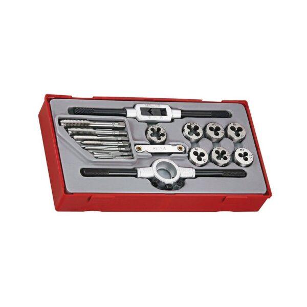 Trusa Filiere si Tarozi - Teng Tools - 69190106