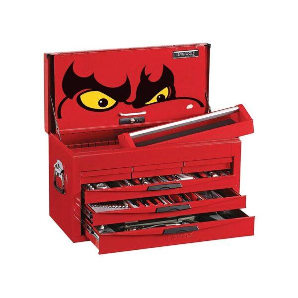 Trusa Scule 140 Piese - Teng Tools - 35720705