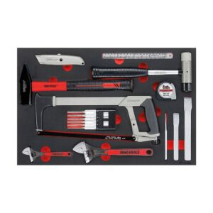 Trusa Scule de Uz General 12 Piese - Teng Tools - 178830105