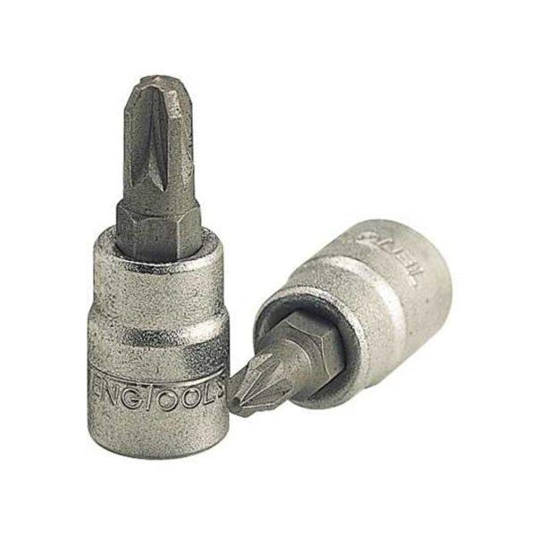 """Tubulara Bit 1/4"""" PZ - Teng Tools - 68350107"""