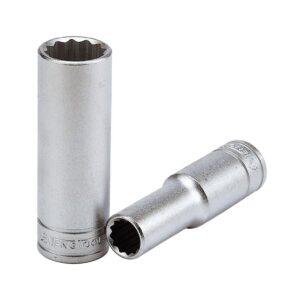 """Tubulara Lunga 1/2"""" 12 Laturi - Teng Tools - 25730102"""