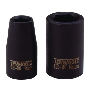 "Tubulare de Impact Metrice 1/4"" - Teng Tools - 132430505"