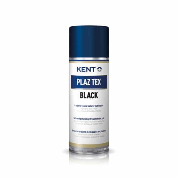 Vopsea Neagra Texturata pentru Plastic - KENT - 86235